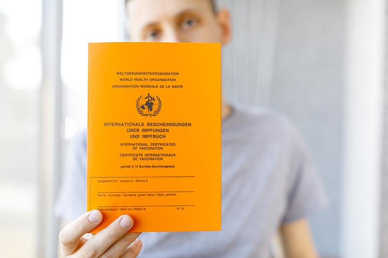 วัคซีนพาสปอร์ต Vaccine Passport